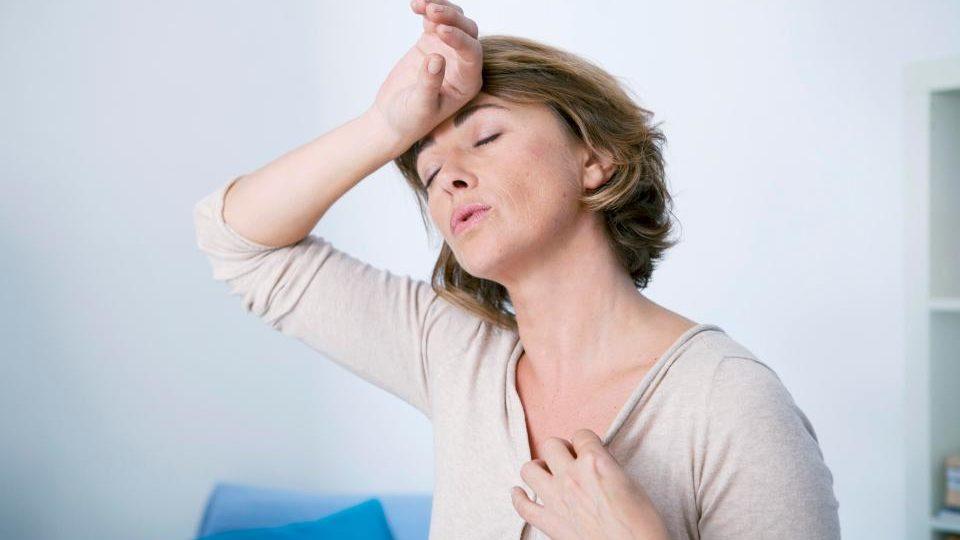 bouffées de chaleur traitement hormonal