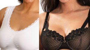 Les seins après 50 ans : soutien-gorge ou brassière ?